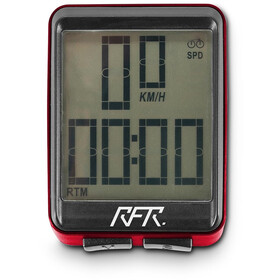 Cube RFR CMPT Fahrradcomputer wireless red